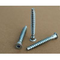 Buy cheap confirmat screw from wholesalers