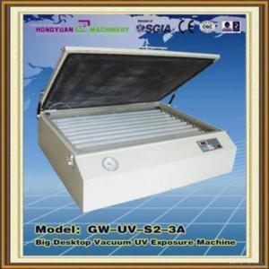 Cheap Big Desktop Vacuum Uv Exposure Machine wholesale