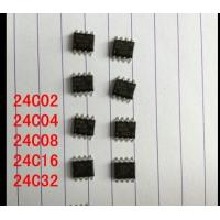 Cheap Car comuter chip 24C02 24C04 24C08 24C16 24C32 serial EEPROM SO8 package wholesale
