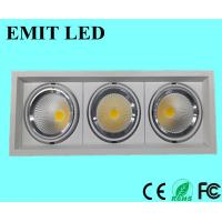 Cheap 3*12w COB LED downlight 360̊ Rotation FR80-3 wholesale