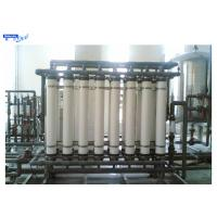 Cheap Ultrafiltration Equipment Membrane Purifying RO Treatment System wholesale