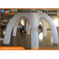 Cheap White Igloo Clear Inflatable Tent For Wedding / Activities / Party wholesale