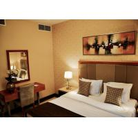 Cheap Commercial Hotel Furniture Solid Wood Plywood Fabric Foam Material wholesale