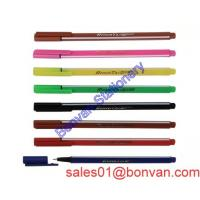 Cheap high quality slim children art watercolor marker made in china for good use wholesale