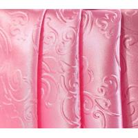 Cheap Patterned satin lining fabric wholesale