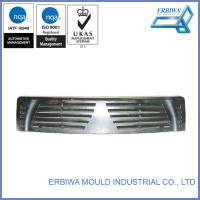 Cheap Car Griller Customed plastic Injection Mold For Black Exterior Trim Parts wholesale