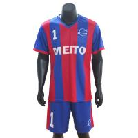 Cheap Hot Design Soccer Sports Clothing Custom Sublimated Football Uniforms Multi Color wholesale