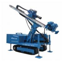 Buy cheap Rod Diameters 114 mm Anchor Drilling Rig Jet Grouting 185D Maximum Drilling from wholesalers
