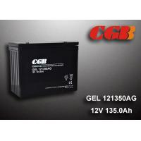 Cheap GEL121350AG 12V135AH GEL AGM Energy Storage Battery For Solar Wind Application wholesale