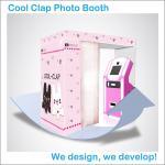 Cheap LCD Touch Screen 3D Photo Vending Machine wholesale
