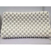 Cheap Customized Convoluted Natural Latex Foam Rubber Pillow All Sizes Available for sale