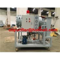 Cheap Heavy Fuel Oil Dehydration Facility,anti-explosion gasoline oil mositure separator,Coalescence Waste Diesel Oil Purifier wholesale
