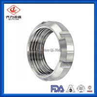 Cheap 13R Round Nut Screwed Union Pipe Fittings Clamp Connecting For CNC Machine wholesale
