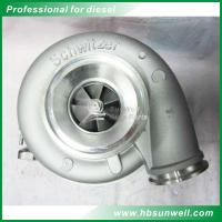 Cheap Original/Aftermarket  High quality  S410  diesel engine parts Turbocharger 318960 for Mercedes Benz Truck wholesale