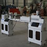 Cheap Lab Plastic Filament Extruder Machine , Desktop 3d Printer Filament Maker wholesale
