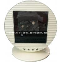 Cheap Round Rotating Pleasant Hearth Electric Fireplace Stove With Wavy panel wholesale