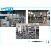 China Semi-auto 2 Stage RO System Drinking Water Treatment Equipment with Reverse Osmosis Membrane on sale