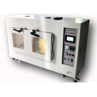 Cheap Temperature Control Adhesion Testing Machine , Oven Type Tape Retentivity Tester wholesale