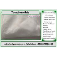 Cheap 99% Assays Nootropics Bulk Powder Tianeptine Sulfate Cas 1224690-84-9 wholesale