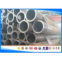 SAE1010 Low Carbon Steel Tube , A519 Standard Seamless Steel Tube