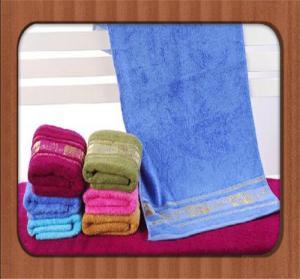 Cheap hot sale custom good qulity jacquard pure bamboo fiber face towel wholesale baby towel wholesale