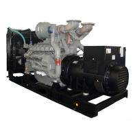 Cheap 1500r / Min Rated Speed General Diesel Generator 250Kva Powered By Perkins Engine wholesale