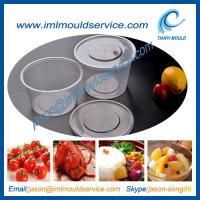 Cheap China 750ml custom plastic disposable thin wall fruit bowl injection molds supplier wholesale