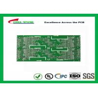 China Electronic Circuit Board Assembly Multilayer PCB for Automobile , 4 Layer PCB with RoHS on sale