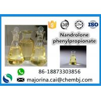 Cheap Nandrolone Phenylpropionate For Muscle Growth Steroid Hormone Raw Powder Soluble In Ethanol wholesale