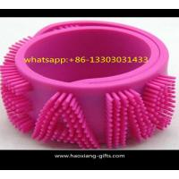 Cheap Wholesale Colour Split Silicone Burr Slap Wristband,Burr Slap Band,Burr Slap Bracelet wholesale