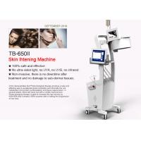 Buy cheap Diode Laser Hair Growth Machine With Analyzer Screen / Laser Hair Loss Equipment from wholesalers