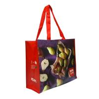 Cheap Eco Handmade Non Woven Shopping Tote Laminated Grocery Bags For Women wholesale