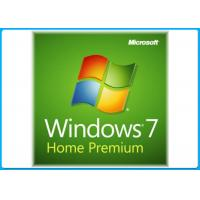 Cheap Microsoft Windows 7 Home Premium Microsoft Windows Softwares OEM DVD/ WIN7 HOME OEM KEY wholesale