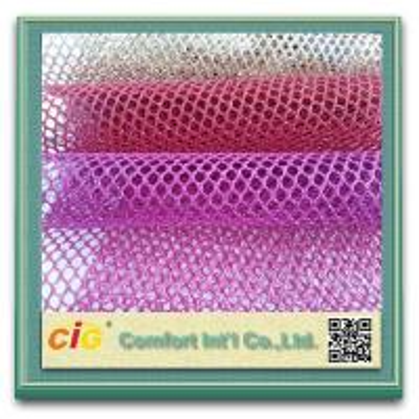 3 elastic nylon meshes elastic
