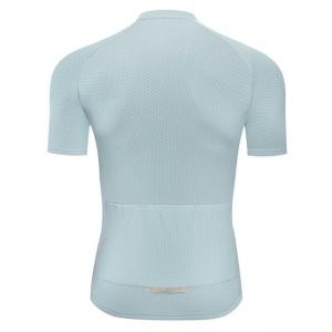 Cheap Reflective Custom Club Cut Men Cycling Jersey With European Sizing wholesale