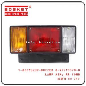 Cheap Rear Combination Lamp Assembly For ISUZU NPR 700P VC46 1-82230209-BUZZER 8-97213370-0 182230209BUZZER 972133700 wholesale