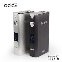 Cheap Turbo 80TC BOX MOD with fast charge and super turbo mode bring the users additional power wholesale
