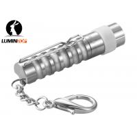 Cheap Colored Everyday Carry Flashlight Great Design Key Chain Small Size wholesale