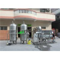 Buy cheap SUS304 3 Ton Ro Water Treatment Plant , Reverse Osmosis Systems Water Purificati from wholesalers