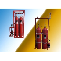 Quality 140L fire suppression inergen system for sale