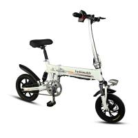 Cheap Portable Electric Fold Up Electric Bike Samsung Lithium Battery Easy To Place wholesale