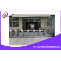 Bidirectional Access Control System Turnstile Gates With RFID Card Reader