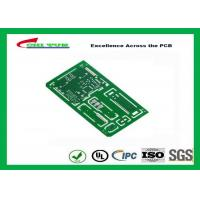Cheap Double Side PCB with 7 Different Types Board in One Panel , Immersion Tin PCB wholesale