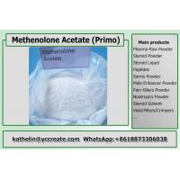 Cheap Methenolone Acetate Effective Injectable Primobolan Steroids For Muscle Building 434-05-9 wholesale