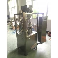 Cheap Full Auto Hard Capsule Filling Machine for Medicinal Powder , 24000 Capsules / h wholesale