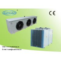 Cheap Box Type Condensing Units For Cold Storage Room Color Plate Air Cooler And Main Machine wholesale
