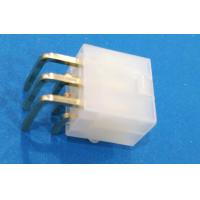 Cheap Conn 6pos Header Connector With Plastic Post Dual Row Gold Plated wholesale