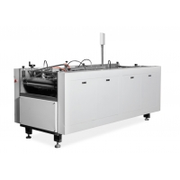 Buy cheap 30pcs/Min Four Side Edge Wrapping Machine For Forming Case from wholesalers