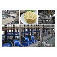 Cheap Hot Air Drying Instant Noodle Making Machine Production Line Without Oil wholesale