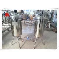 Cheap Beverage Water Purification Systems Two Regeneration With Stainless Steel Tank wholesale